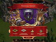 Legends of Honor - New level