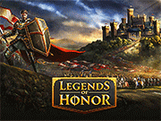 Legends of Honor - Placard